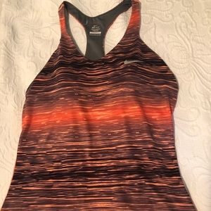 Nike dry fit workout tank